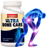 Pharmekal Ultra Bone Care - Cal/Mag + D3, K1 komplex 120 db