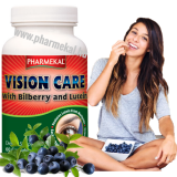 Vision CARE BILBERRY - Fekete áfonya 640mg+Lutein 60db